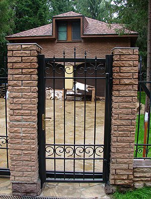 Изготовление ворот калиток