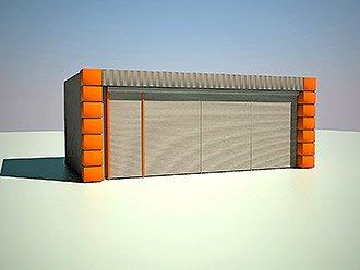 Офисные модули изготовление